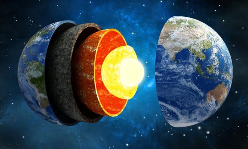 Дэлхийн цөмд бидний мэдэхгүй ямар үйл явц болдог вэ?
