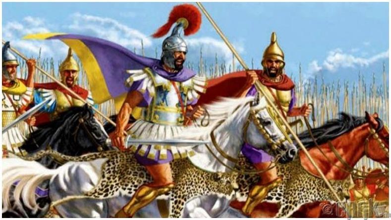 Македонийн II Филипп
