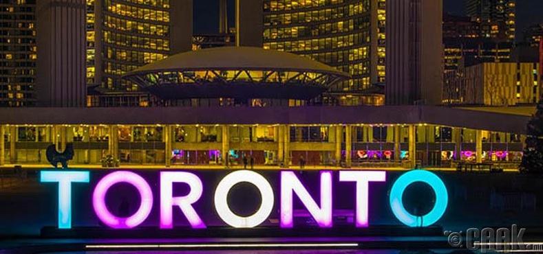 Торонто - Канад