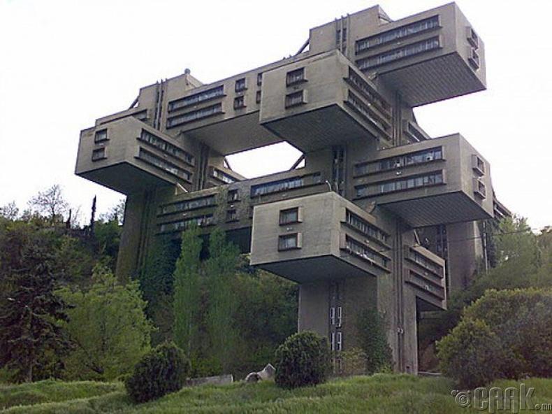 Зам тээврийн яамны харьяа инженерчлэлийн алба - Тбилиси, Гүрж