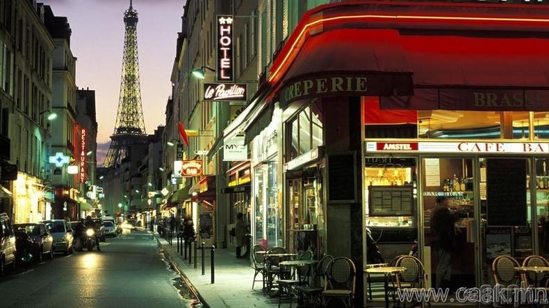 Парис, Франц улс