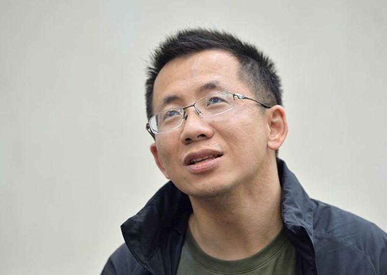 Жан Имин (Zhang Yiming)