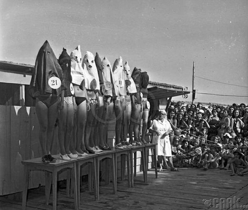 1971 онд Истанбул хотод болсон гоо бүсгүй шалгаруулах тэмцээн