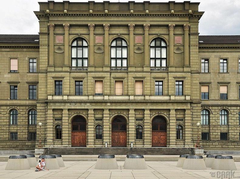 Цюрих дахь Швейцарийн технологийн холбооны институт (88.3)