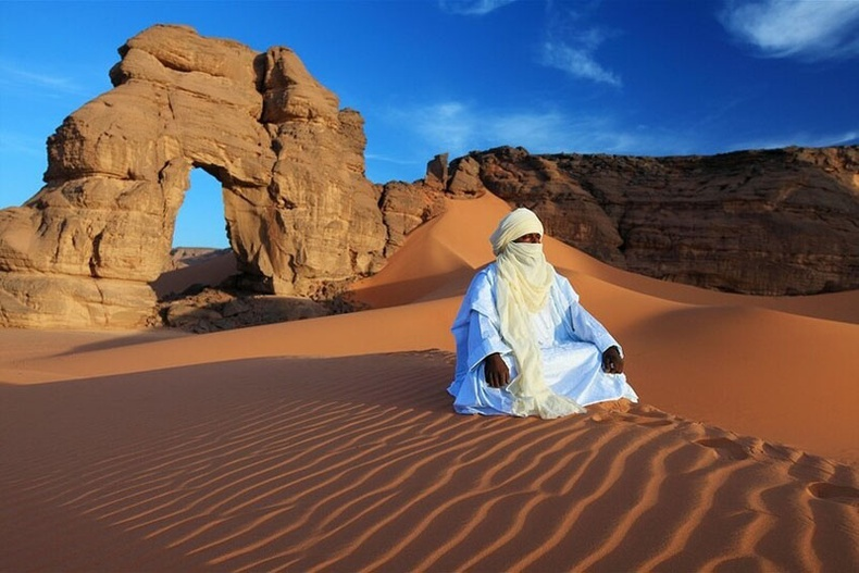 Арабын Бүгд Найрамдах Сахарын Улс