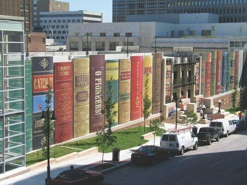 Нийтийн номын сан, Канзас хот, АНУ