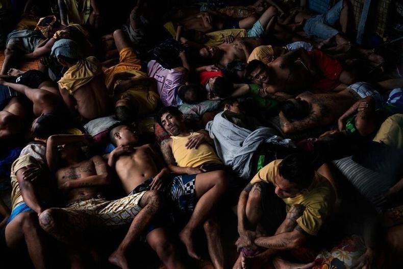Кесон хотын шорон, Филиппин