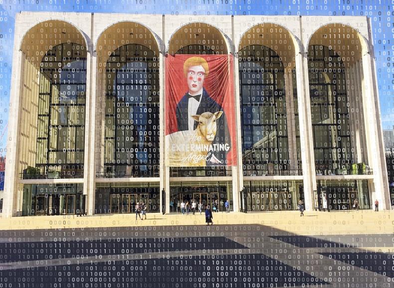 Нью-Йоркийн Метрополитан театр