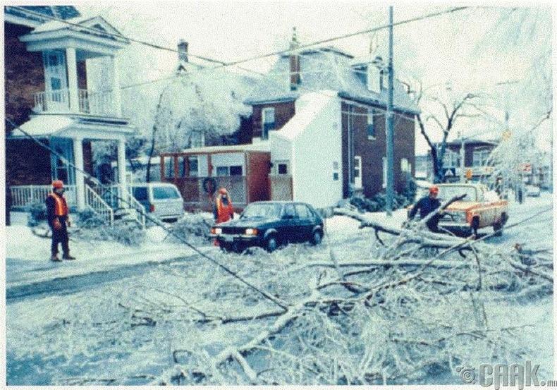 Квебек (Quebec) 1998 он