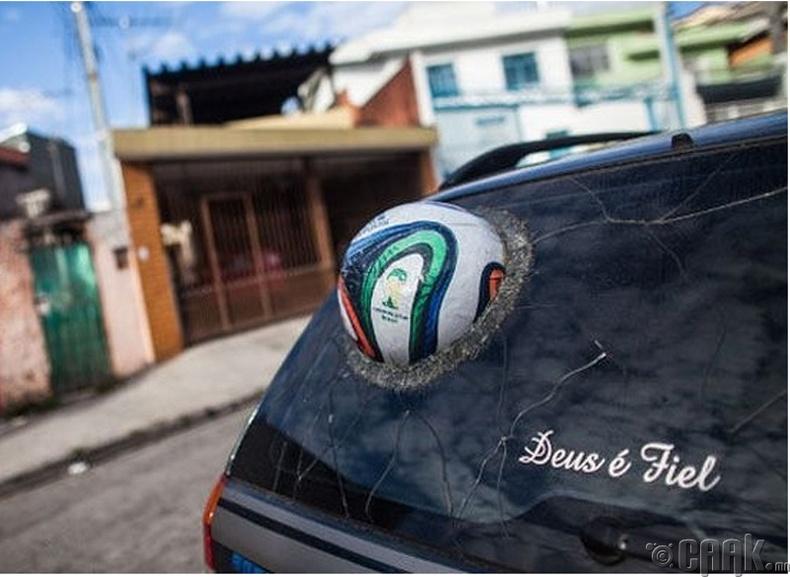 Хөл бөмбөгийн эх орон