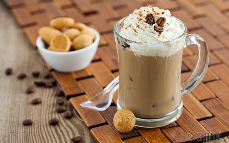 Хүйтэн кофе уух