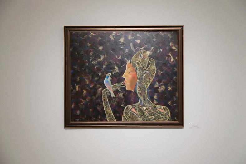 """ХААН галерей дэх """"Монгол"""" үзэсгэлэнгээр зочилж, дотоод мэдрэхүйгээ сэрээгээрэй"""