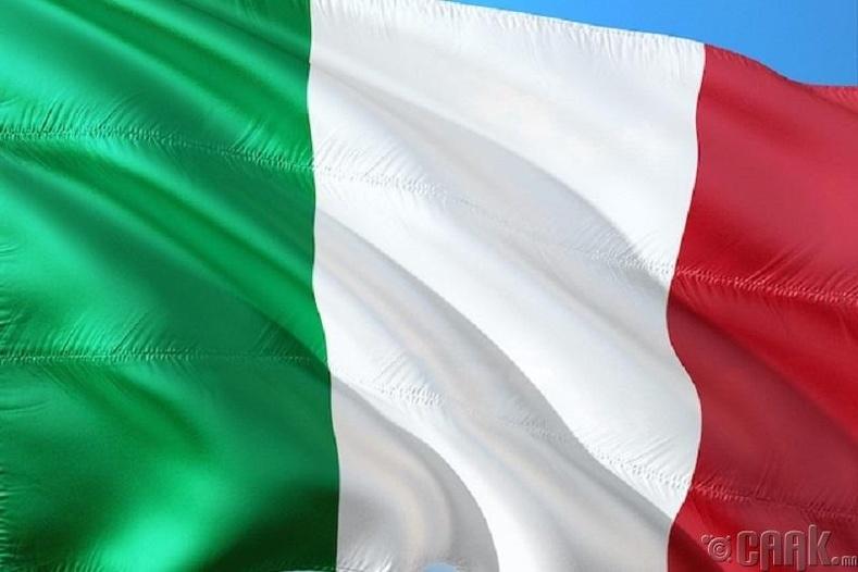 Итали (дундаж IQ: 102)