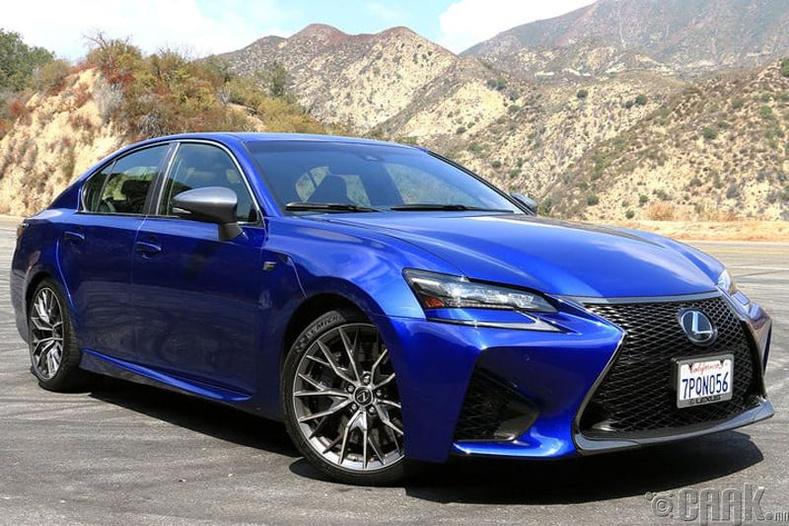 """""""Lexus GS""""- Хамгийн найдвартай тансаг зэрэглэлийн машин"""