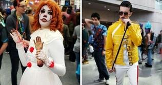 """Нью-Йоркийн """"Comic Con"""" 2019 наадмын үеэр алдартай баатрууд дахин төржээ"""