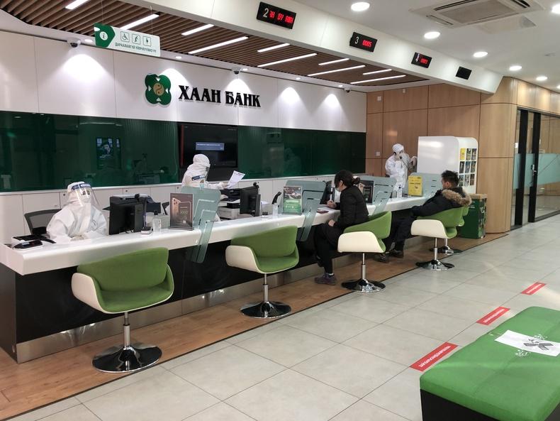 ХААН Банк нийгмийн халамж, хүүхдийн мөнгө авах иргэдэд л үйлчилнэ
