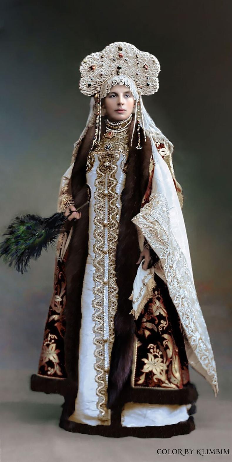 Гүнгийн авхай София Ферзен буюу Долгорукова гүнж