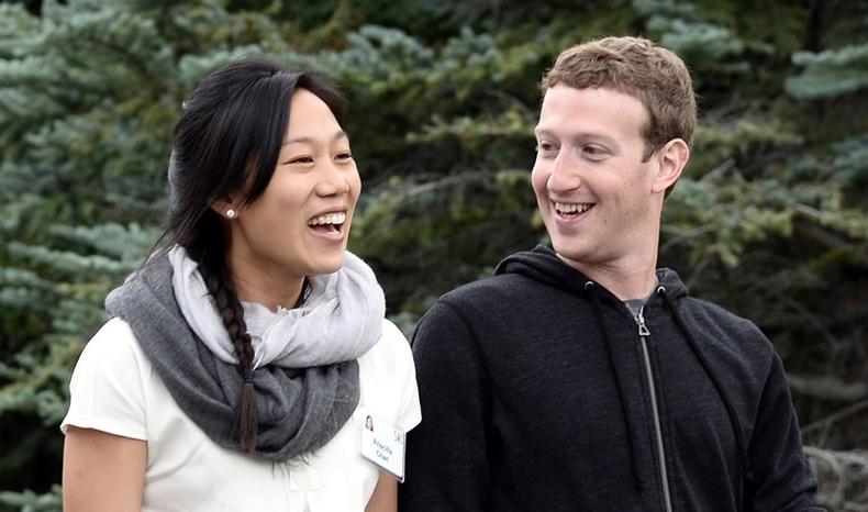 Марк Зукербергийн ер бусын амьдрал