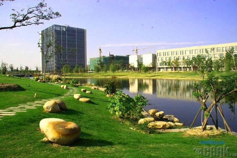 Фудан Их Сургууль (Fudan University)