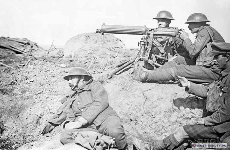 Дэлхийн нэгдүгээр дайн (1914-1918)