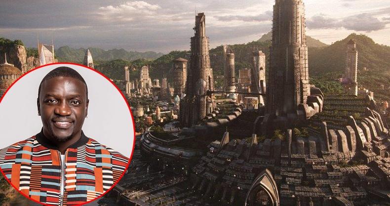 Дуучин Akon Африкт дэвшилтэт технологи бүхий шинэ хот босгоно