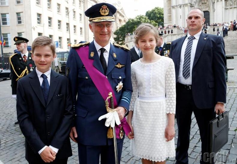 Элизабет (Elizabeth) - Бельги, 15 настай