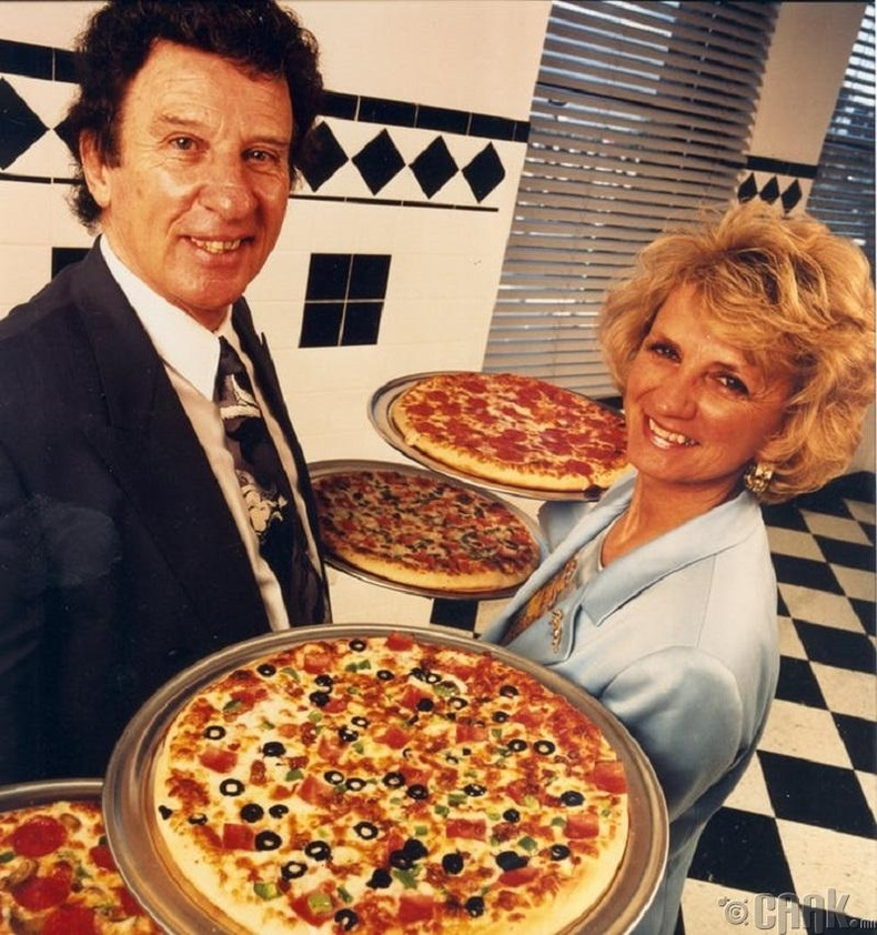 """Little Caesars"" пиццагаараа танигдсан Мариан Илитч (5.1 тэрбум ам.доллар)"
