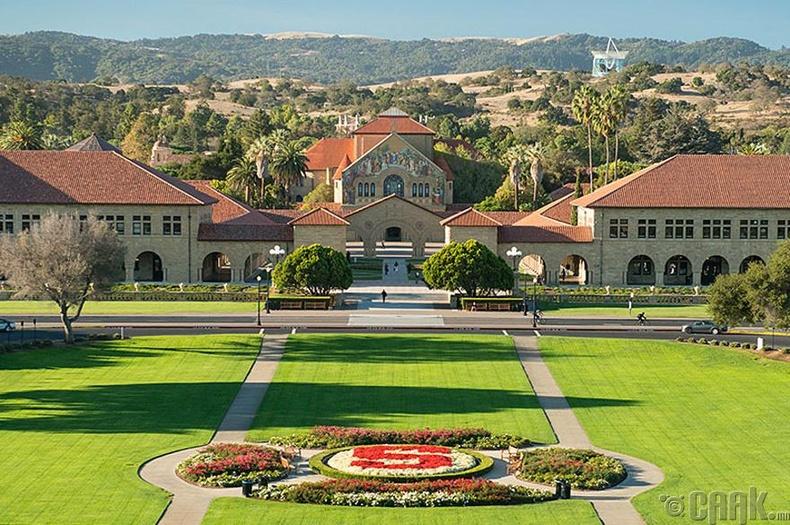 """Stanford University"", АНУ - 98.7 оноо"