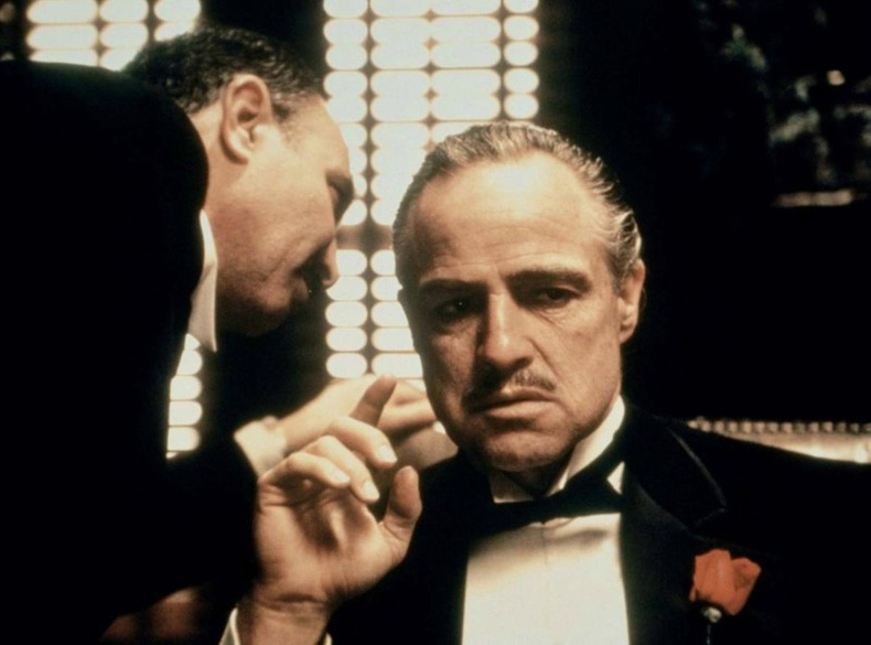 Марлон Брандо  (Marlon Brando) — « The Godfather » (1972)