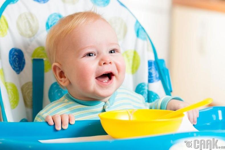 Хүүхдийн хоолыг хэрхэн амтлах вэ?