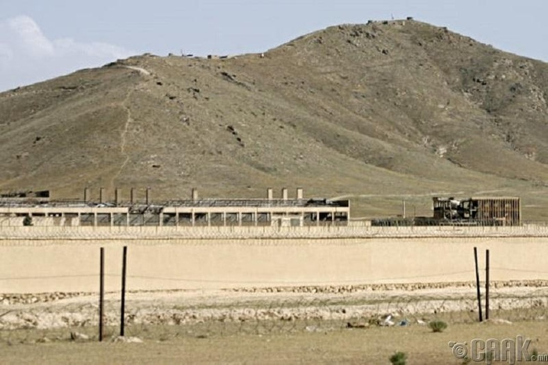 Солт Пит (Salt Pit) - Афганистан