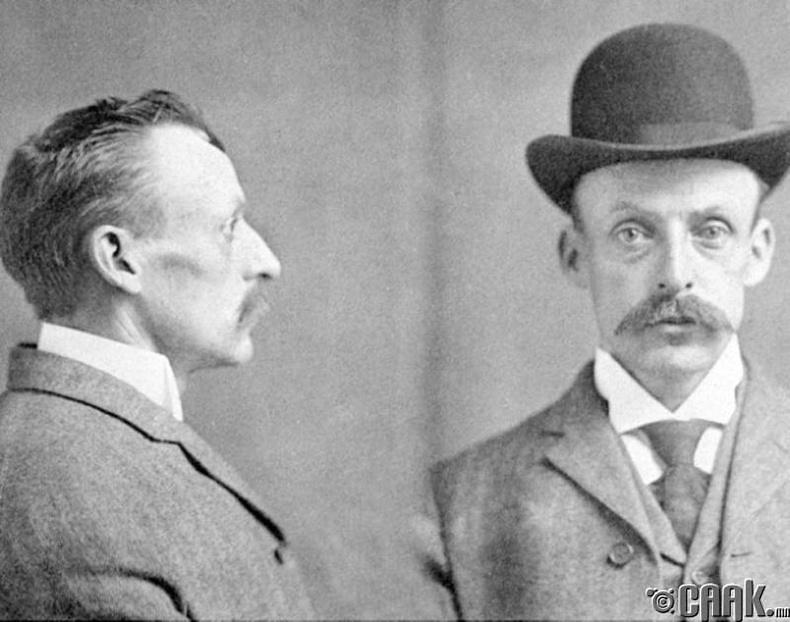 Вистерийн хүн чоно (1870 оны тавдугаар сарын 19 - 1936 оны нэгдүгээр сарын 16)