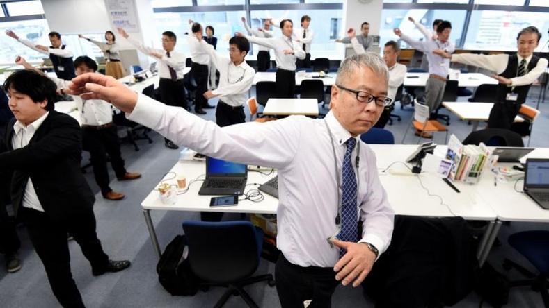 Япончууд ингэж ажлын бүтээмжээ нэмэгдүүлдэг
