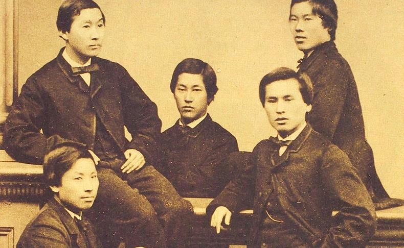 """Баруунд нууцаар боловсрол эзэмшиж ирээд Японыг орвонгоор нь өөрчилсөн """"Чошүгийн тав""""-ын түүх"""