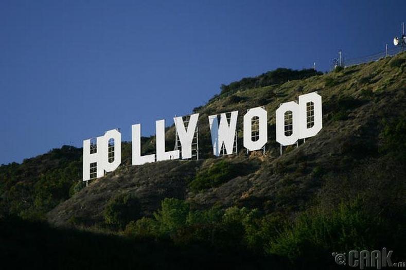 Холливүдийн зургийн найруулагч