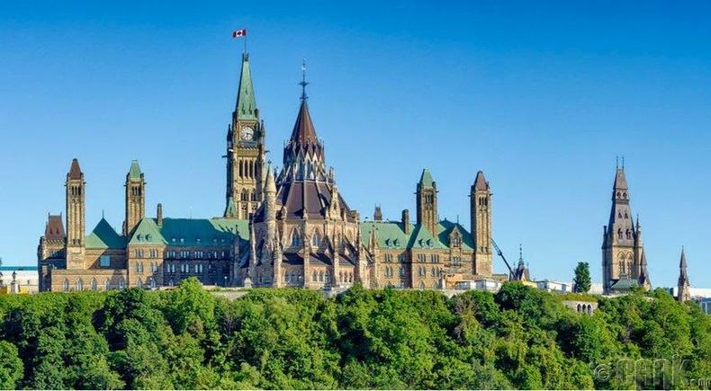 """Канадын """"Парламент хилл"""""""