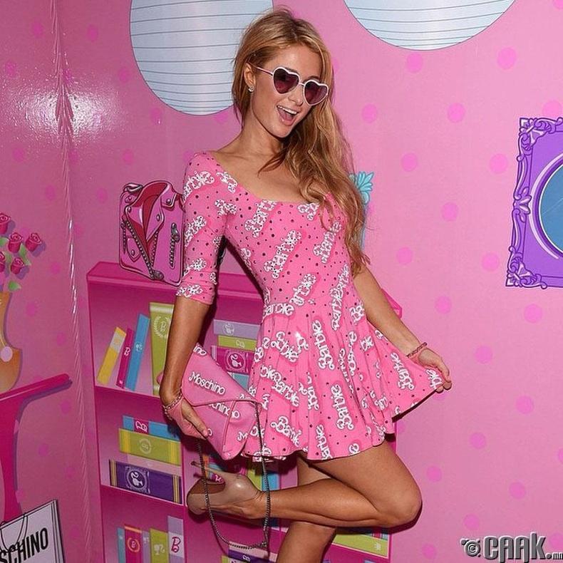 Парис Хилтон (Paris Hilton): Хөлөө өргөх