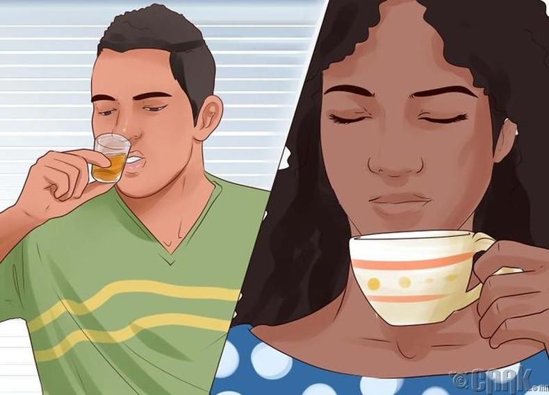 Кофе болон архи уухаа багасгах