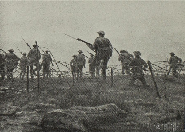 Соммегийн тулаан, 1916 он (1.12 сая хүн амиа алдсан)