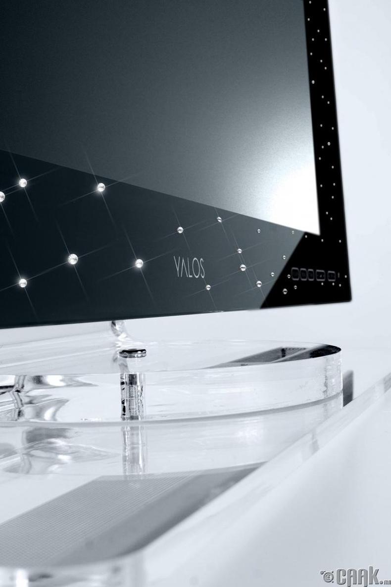 Алмазан шигтгээтэй LCD телевиз – 130,000 ам.доллар