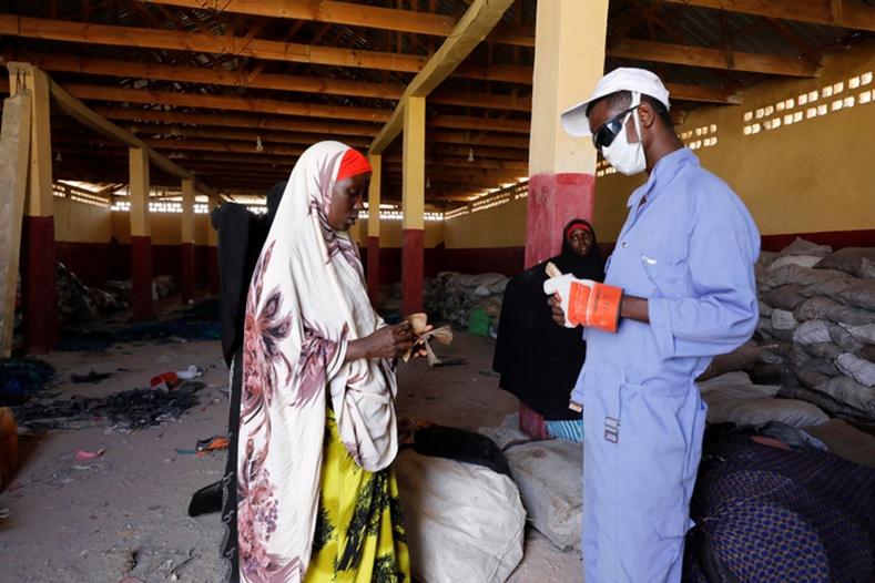 Эх орондоо баатар болон хүндлэгдсэн Сомали залуутай танилц!