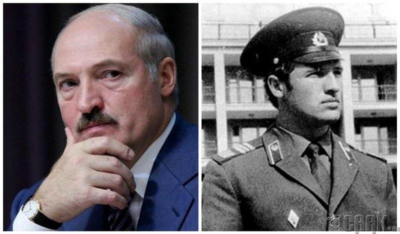 Александр Лукашенко - Беларусын ерөнхийлөгч