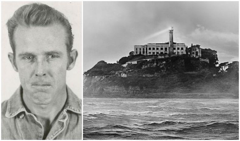 """50 жилийн өмнө """"Алькатрас""""-ийн шоронгоос оргосон Жон Энглин тусламж гуйжээ"""