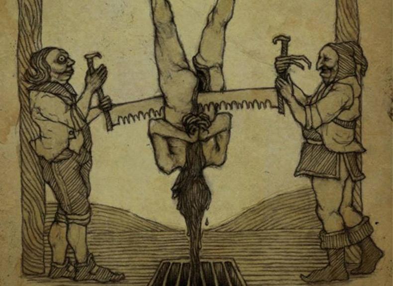 Түүхэн дэх хамгийн хэрцгий ял шийтгэлүүд