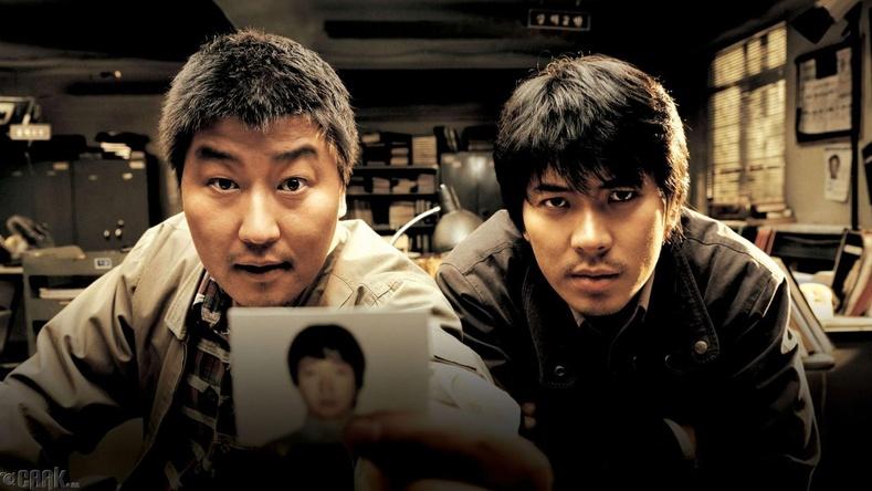 Memories of Murder (Алуурчны дурсамж) 2003