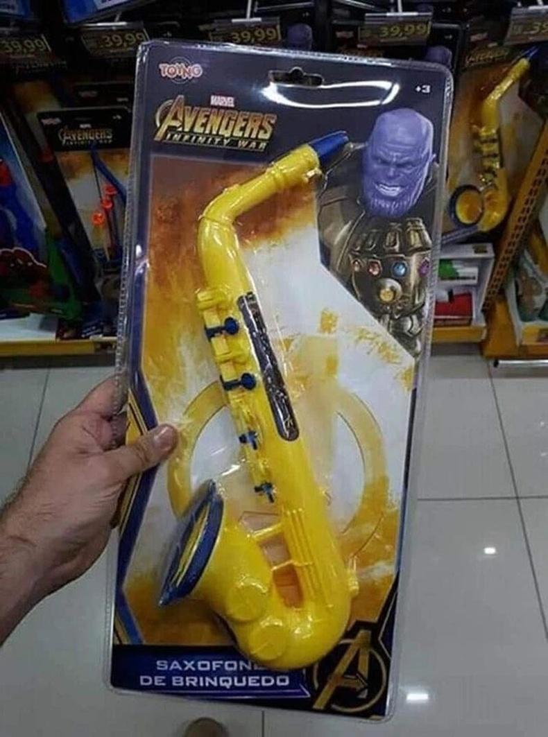 Thanos саксфон