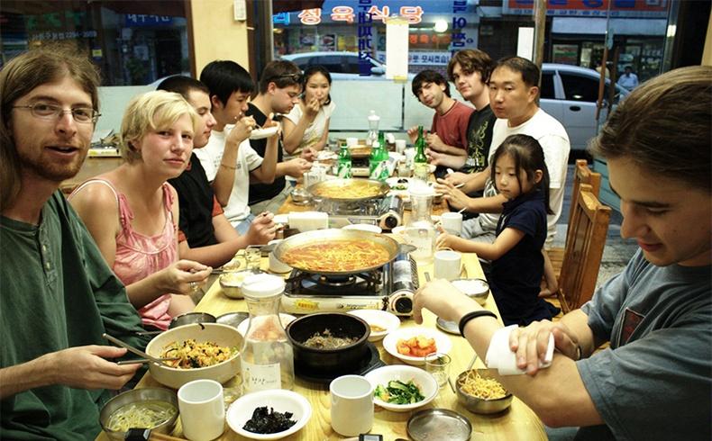 Өмнөд Солонгост амьдарч буй Европ бүсгүйн сонирхолтой тэмдэглэл...