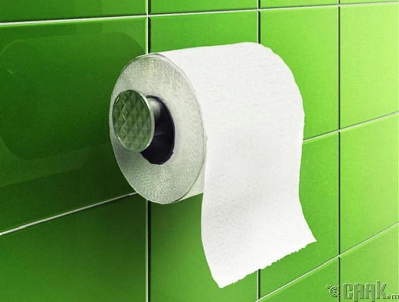 Ариун цэврийн цаасны хэрэглээ