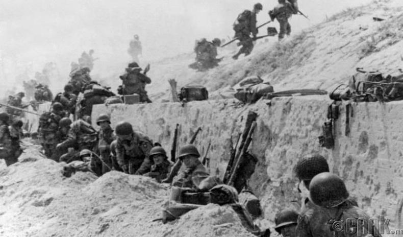 """""""D-Day""""-ийг боломжтой болгосон амралт"""