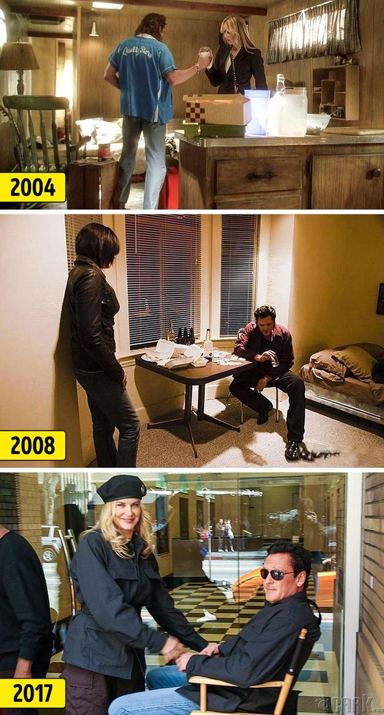 Майкл Мэдсен болон Дэрил Ханна (Michael Madsen, Daryl Hannah)